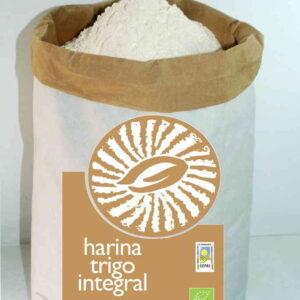 Harina  de trigo integral  T-150 eco