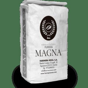 Farina de blat de força magna ecològica