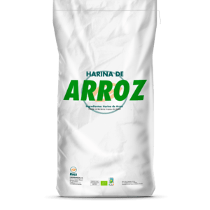 Farina d'arròs integral ecològica